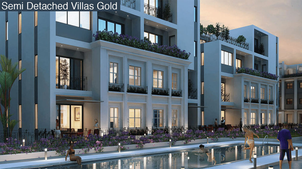 Villas Gold The Manor Central Parrk