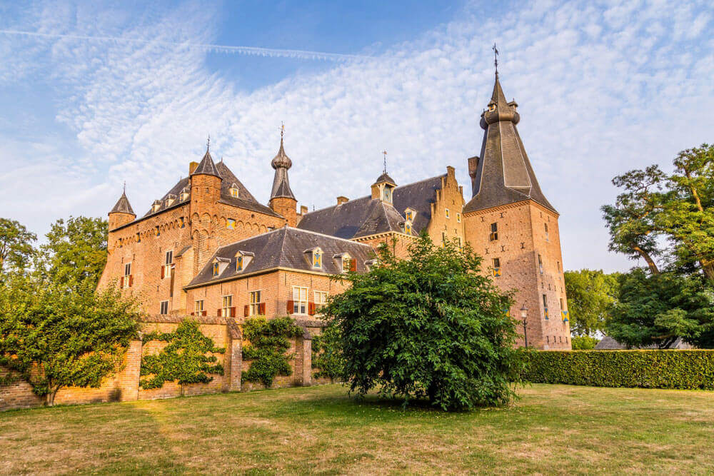 Doorwerth Castle Netherlands