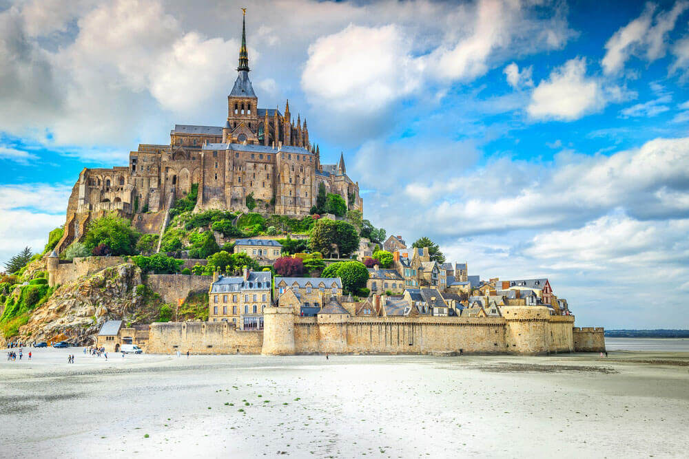 Mont-Saint-Michel France